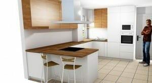 egyedi-konyhabutor-u-alakba-vizszintes-szaliranyu-fa-ajtokkal
