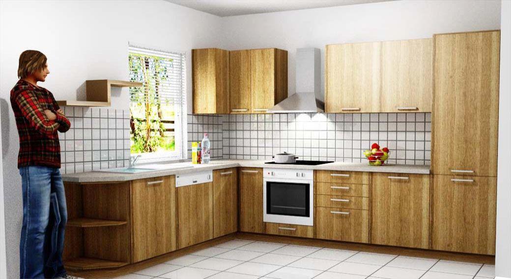 Egyedi konyhabútor készítés, élethű 3D látványtervvel
